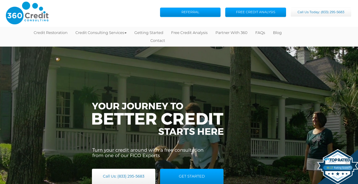 360 Credit Consulting